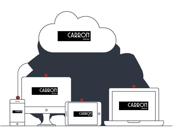 tecnologia cloud carron gestioni