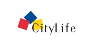 logo city life carron gestioni