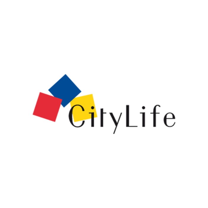 logo city life carron gestioni